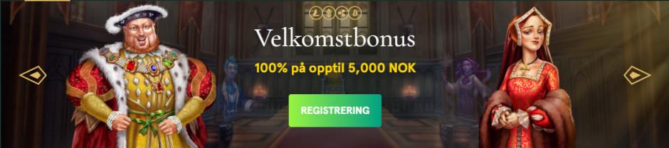 casinia bonus