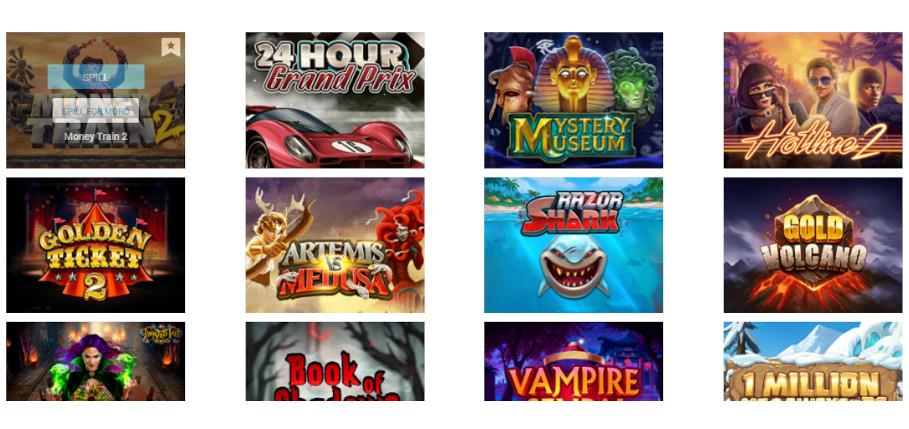 evolve casino com